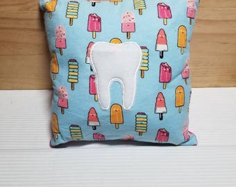 Tooth Fairy Pillow Delicious Popsicles Ice Cream