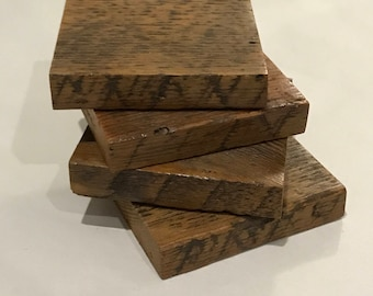 Coasters - Reclaimed Pine Barnwood
