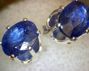 Beautiful Sapphire Earrings