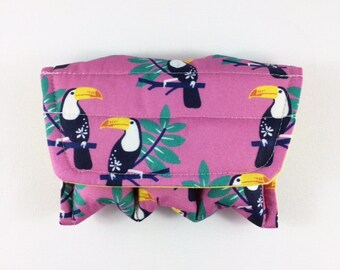 Toucans Essential Oil Travel Case