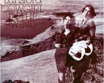 Cathy Lunsford Cowgirl in the Wind CD of 1981 Recording Pictures Credits Lyrics