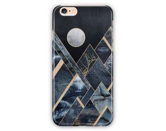 Nature Geometric Phone Case for iPhone 8 / iPhone 7 / 7Plus, iPhone 6/6Plus iPhone5 Samsung Galaxy S7/7 edge / S6 / S6 edge/S5