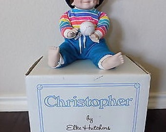 "Danbury mint ""Christopher"""
