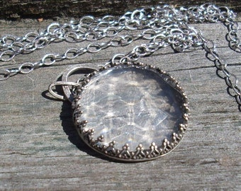 Through the Looking Glass- Renaissance Necklace