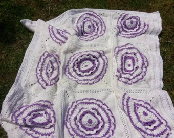 Handmade Feeling Groovy Blanket