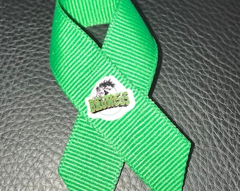 Humboldt Broncos Remembrance Ribbon Remembering the 16 lost, 13 injured and the entire Humboldt Broncos Hockey Team.