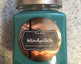 Windwitch - Witchlands Inspired Candle