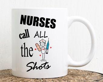Nurse  Mug, Nurse Gifts, Personalized Mug, custom nurse mug, Nurse Coffee Mug, Nurse Appreciation, Custom Mug, Registered Nurse Mug, gift