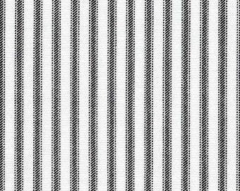 Ironing Board Cover custom sizes including brabantia, more ELASTIC around edges black/white ticking print, pick your size