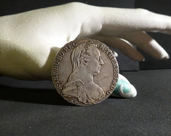 Maria Theresa HABSBURG 1780 coin