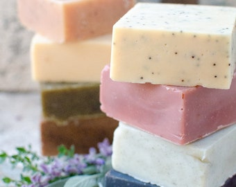 Mix & Match (Any 3 Bars of Soap)