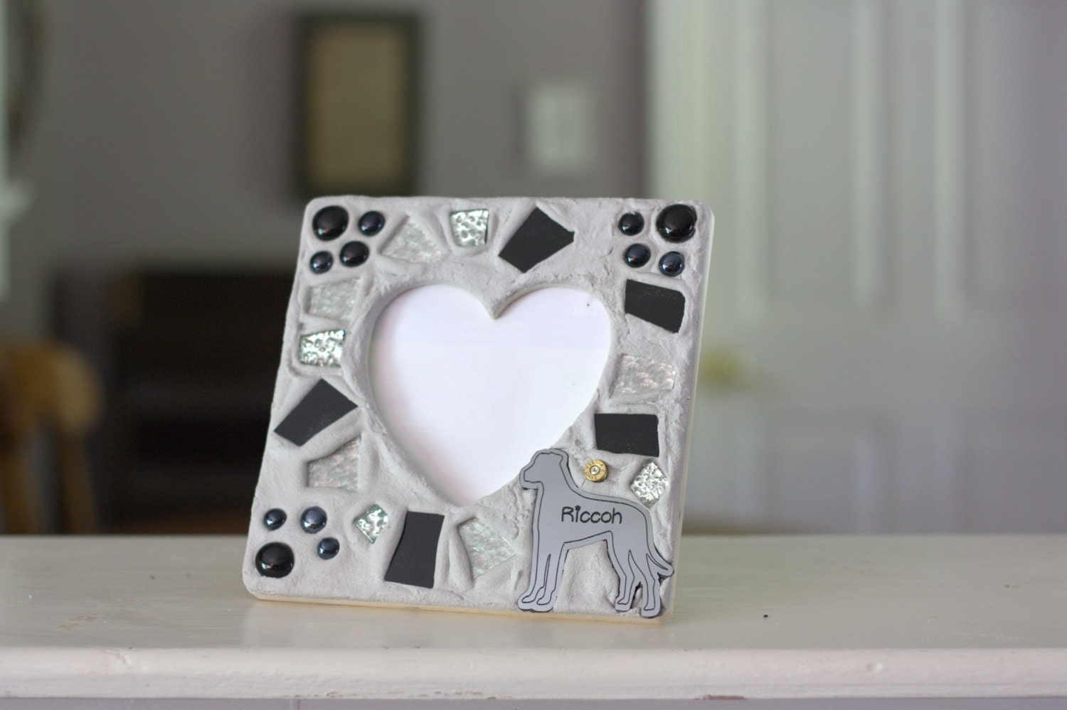 Great Dane Photo Frame Dog Picture Frame Cat Picture Frame