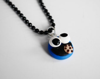 Cookie_Monster necklace
