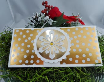 Christmas Money Holder, Money Card, Christmas Money Card