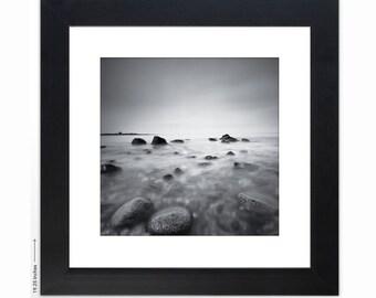 Block Island - Into The Sea- Long Exposure Fine Art Print