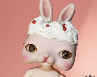 Tokissi / Tokissidoll / bunny / rabbit / sweet / cream / gift