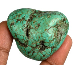 360.95 Ct. Natural Uncut Arizona Mine Kingman Turquoise Genuine Gemstone Rough