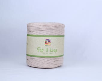 """T-Shirt Yarn -""""Occasional Sparks""""  ~160 yards, 130 m"""