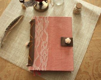 Rose Gold Journal