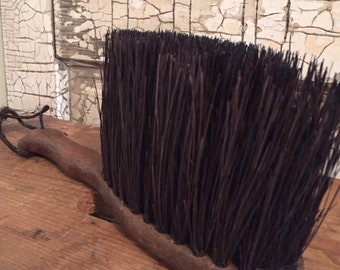 Kent Made In England Large Bristle Brush Wooden Handle