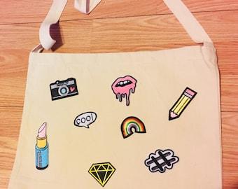 Cute little tote bag