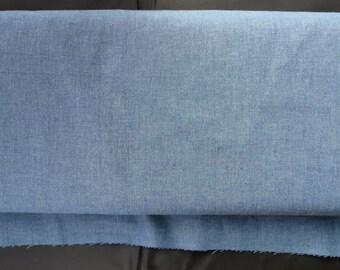 Moda Chambray Royal 12051 14 - Moda Fabrics -