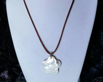 Mother of Pearl Necklace #2