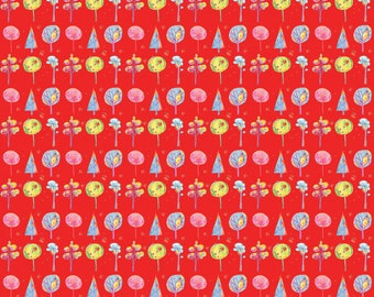 Color Me Fun - 12728-Red - from Quilter's Palette