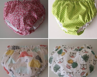 Diaper or baby frog covers