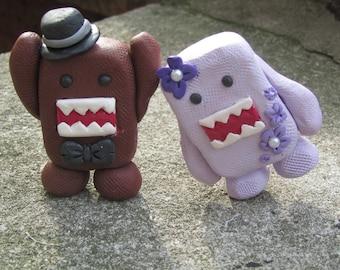 Customize handmade character cake topper
