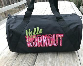 Gym Bag, Work out bag