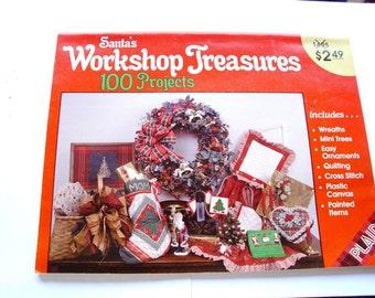 Santa's Workshop Treasures 100 Projects