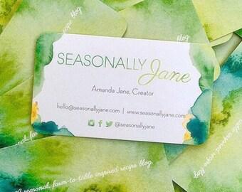 Business Cards, Custom High Quality