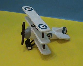 Sopwith Triplane Toy Airplane