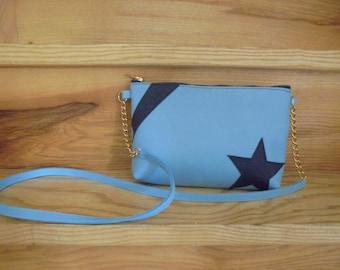 shoulder bag leather city bag, leather handbag