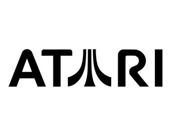 Game Console Logos | Atari #2