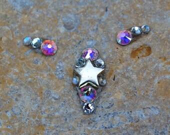 STAR SPARKLE Bindi Set