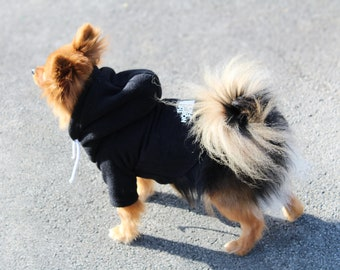 designer inspired luxury dogs hoodie big small dogs pet dog clothes