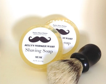 Kelly's Whisker Wash Soap