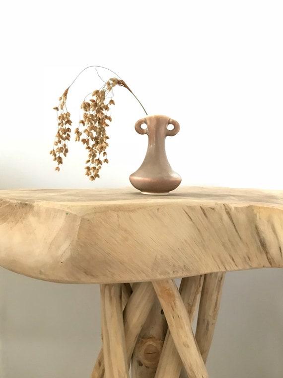 Little handle Bud Vase  MADE TO ORDER