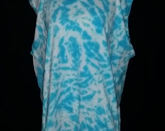 Tie dyed tank top 3xl