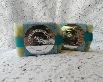 3 Butter Patchouli Vegan Soap