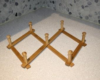 7 hook expandable hooks coat hooks hat rack