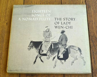 Eighteen Songs of a Nomad Flute, The Story of Lady Wen-Chi, Vintage Book