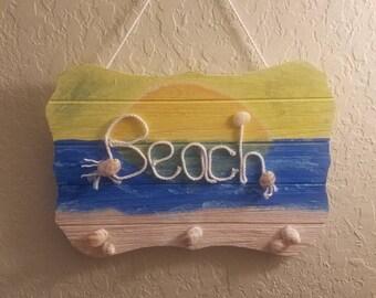 Beach Wall/Door Decorative Hanger