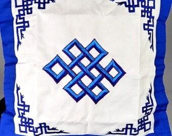 Cushion cover, Buddha, Tibetan Buddhist decor decoration hc4