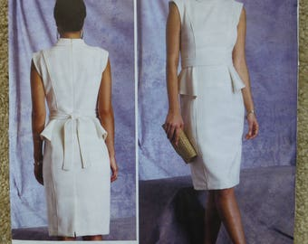 Vogue Pattern V1399 Vogue American designers. Badgley Mischka
