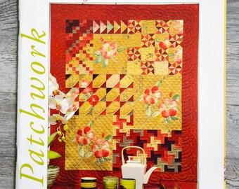 Magazine Quiltmania 41 (Patchwork)