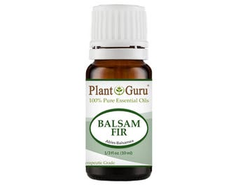 Balsam Fir Essential Oil  100% Pure, Undiluted, Therapeutic Grade.