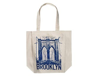 Brooklyn Bridge Tote